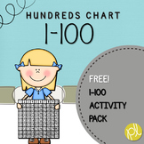Hundreds Chart FREE Printables