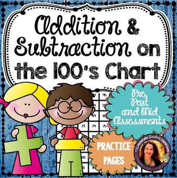 Addition & Subtraction on the Hundreds Chart