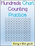 Hundreds Chart Counting Practice