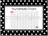 Hundreds Chart, Counting by 2s, 5s, and 10s