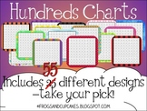 Hundreds Chart Freebie