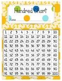 Hundreds Chart Printable / DOLLAR DEAL