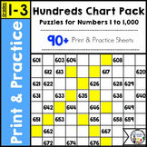 Hundreds Chart Fun Pack