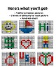 Hundreds Chart Hidden Picture Bundle 9 Pictures!  Place Va