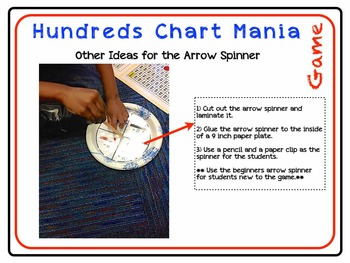 Hundreds Chart Mania