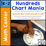 Hundreds Chart Mania
