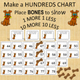 Hundreds Chart Math Station Game