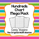 Hundreds Charts Mega Pack 1 - 1000