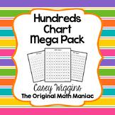Hundreds Charts Mega Pack 1 - 1000