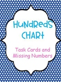 #stockupsale Hundreds Chart (Missing Numbers and Task Cards)