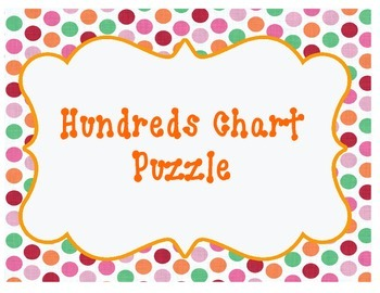 Hundreds Chart - More & Less