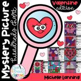 Hundreds Chart Mystery Pack - Valentine's Day (February)