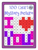 Hundreds Chart Mystery Picture Valentine's Day