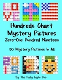 0-119 Chart Mystery Pictures: 0-119 (30 Pictures) Year Round