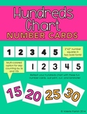 Hundreds Chart Number Cards
