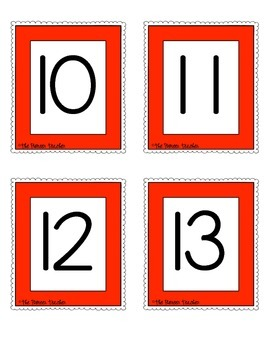 Hundreds Chart {Number Identification And Color}