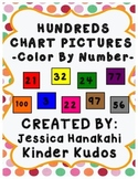 100 Chart Pictures/ Hundred Chart Designs/ 100th Day of School -Over 25 Designs