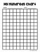 FREE Hundreds Chart Printables: 100 and 120 {A Hughes Design}