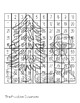 Hundreds Chart Puzzles Camping- Number Sense Activities on 100s Chart!