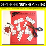 Hundreds Chart Puzzles, Differentiated: September