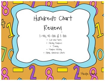 Hundreds Chart Review