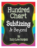Hundreds Chart Subitizing and Beyond
