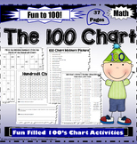 Hundreds Chart Worksheets