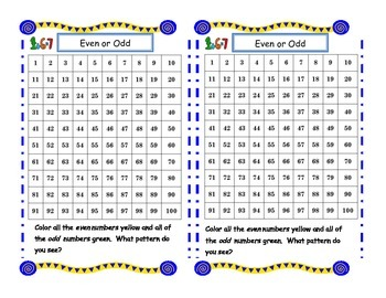 Hundreds Chart book