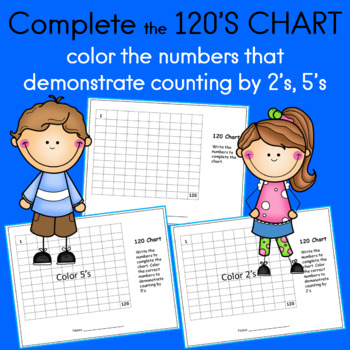 Hundreds Chart to 120 Activities