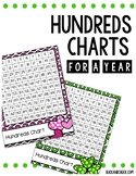 Hundreds Charts For A Year