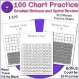 Hundred Chart Practice Gradual Release and Spiral Review