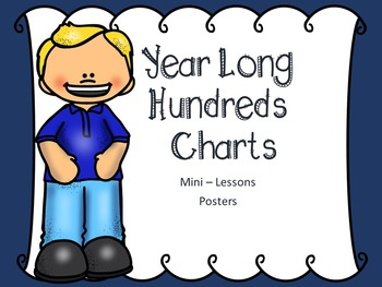 Hundreds Charts for the Whole Year