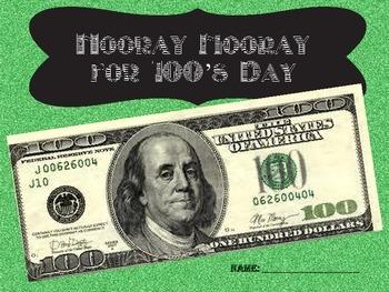 Hundreds Day Booklet