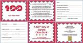 Hundreds Day Class Book