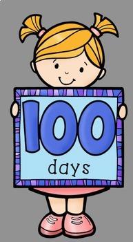 Hundreds Day Clip Art