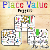Hundreds Place Value Puzzles