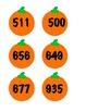 Hundred's Place Value Sort - Pumpkin/Fall/Autumn Theme