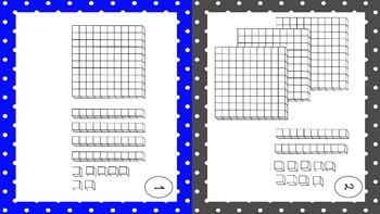 Hundreds Place Value Task Cards