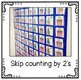 Hundreds Pocket Chart Cards - Christmas Theme