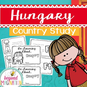 Hungary Country Study | 48 Pages for Differentiated Learni
