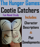 The Hunger Games Novel Study (Scoot Unit Review Game)