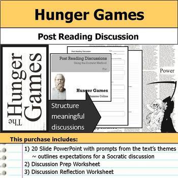 Hunger Games Unit