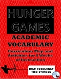 Hunger Games Interactive Vocabulary Program with Assessment