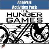 Hunger Games Activities Bundle