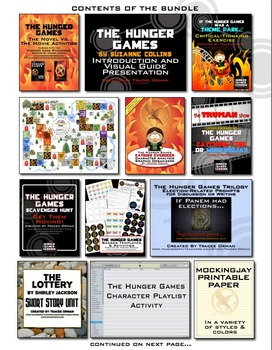 Hunger Games Add-On Bundle
