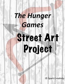Hunger Games Art Project, ELA