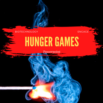 Hunger Games Biotechnology Powerpoint