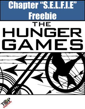 "Hunger Games Chapter ""SELFIE"" Organizer Freebie"