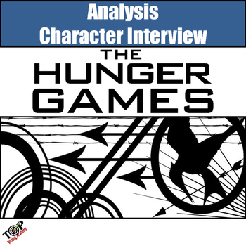 Hunger Games Character Interview Activity