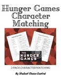 Hunger Games Character Matching 2-Pack